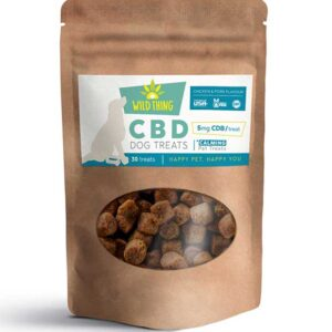 CBD Dog Treats - Calming + Stress & Anxiety Relief