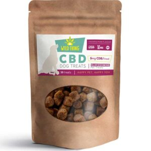 CBD Dog Treats: Glucosamine
