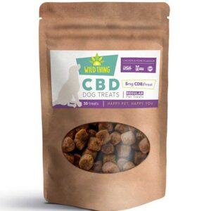 CBD Dog Treats: Regular