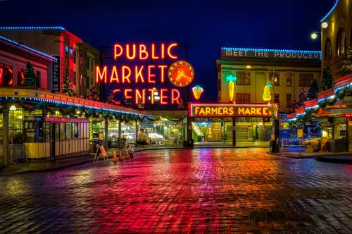 Shop CBD Oil For Dogs And Cats In Seattle Pike Place Market