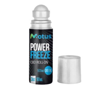Power Freeze CBD Roll-On – 90 ml – 500 mg