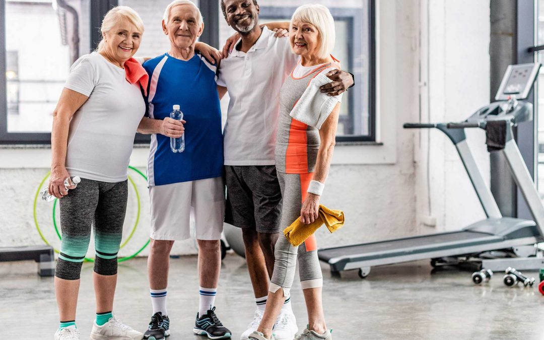 Fighting the Good Fight: How CBD Helps You Fight the Impacts of Aging
