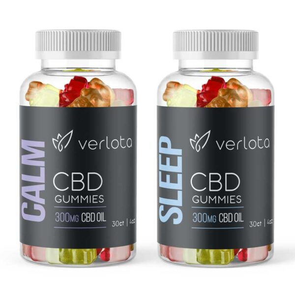 Chill Bundle CBD Gummies