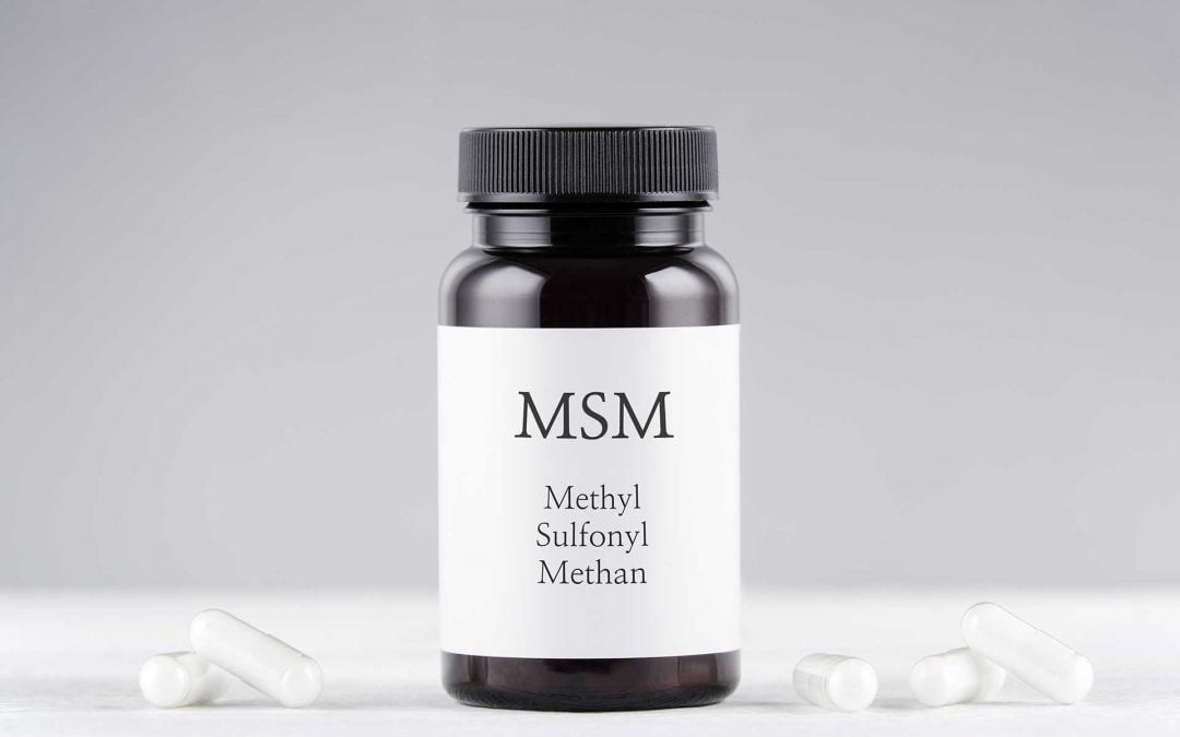 Benefits of MSM Supplements