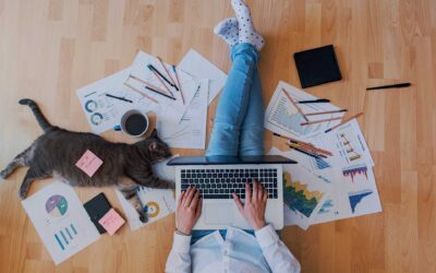 Working From Home: Tips to Staying Productive