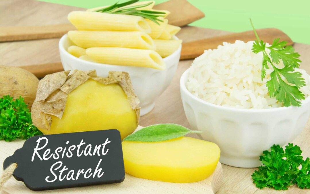 Podcast: Resistant Starches for Non-Bros